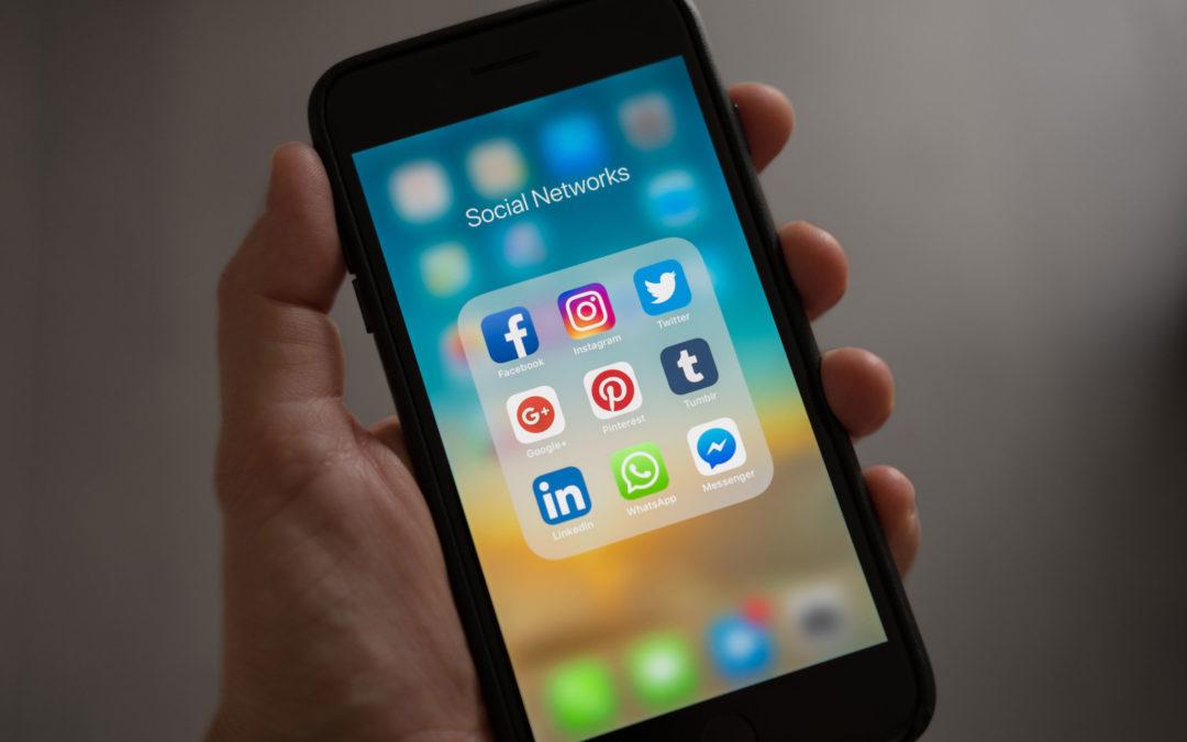 Gestire pagine social