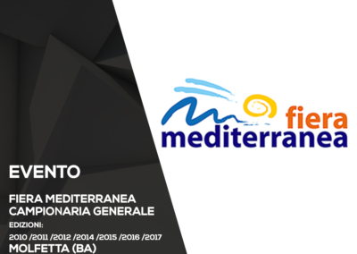 EVENTO FIERA MEDITERRANEA