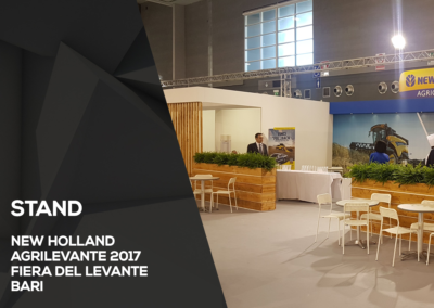 STAND NEW HOLLAND